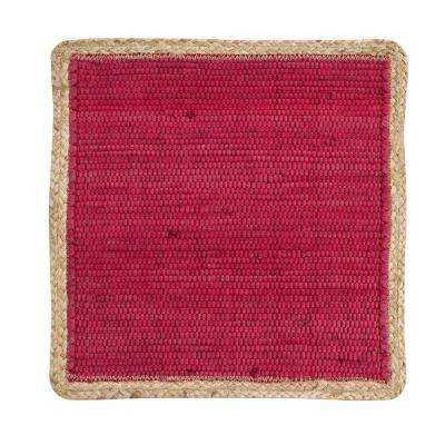 Element Border Burgundy Placemats