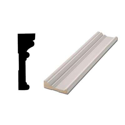 RB 03 1-1/16 in. x 3-1/2 in. x 88 in. Primed Finger-Jointed Door and Window Casing