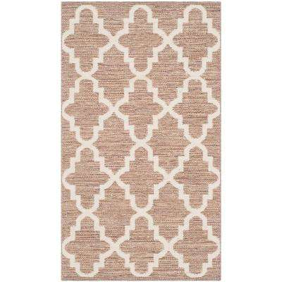 Trellis 3 X 5 Area Rugs The Home Depot