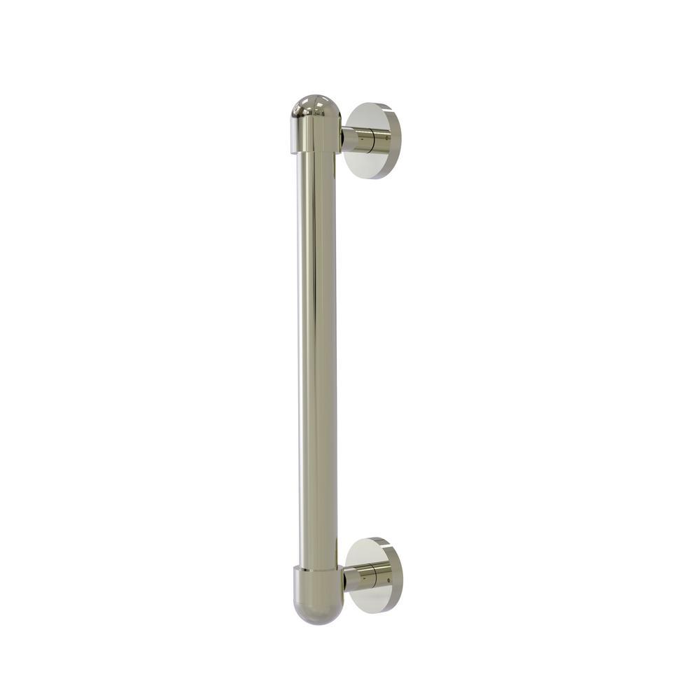 everbilt 4 7 8 in stainless steel light duty door pull. Black Bedroom Furniture Sets. Home Design Ideas