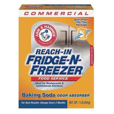 16 oz. Reach-In Fridge-n-Freezer Baking Soda Odor Absorber (12-Pack)