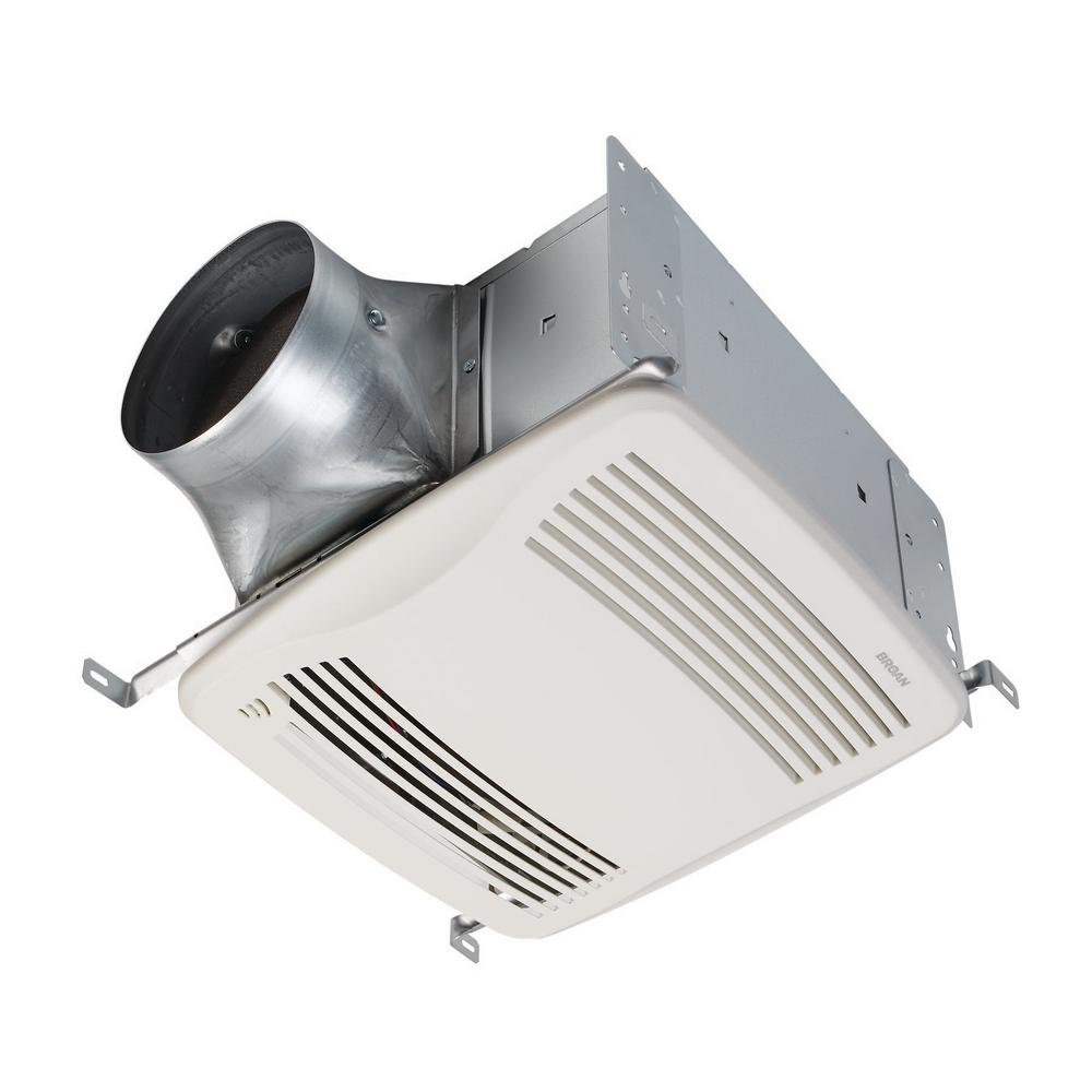 Broan QTDC Series 110 CFM-150 CFM Humidity Sensing ...