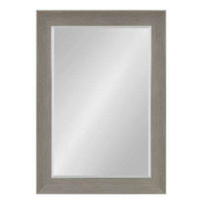 Tahoe Rectangle Gray Mirror