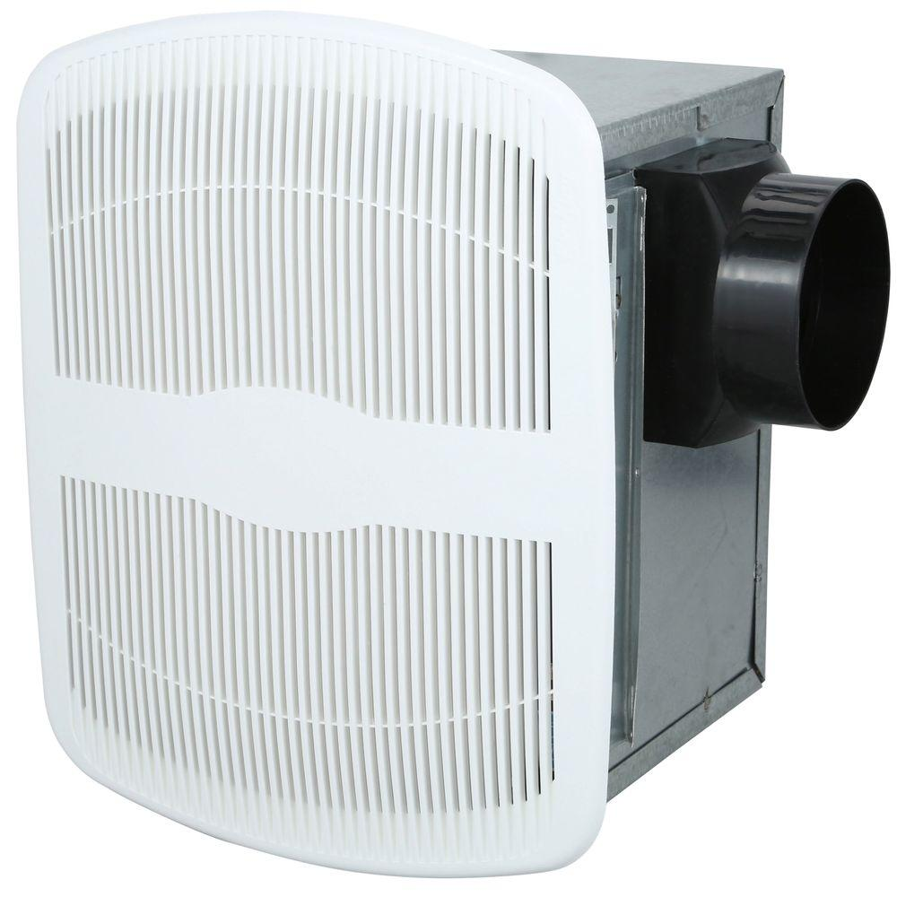 broan 50 cfm ceiling exhaust fan with light and heater-659 - the