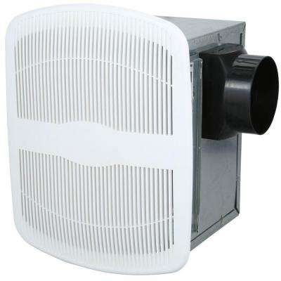 Quiet Zone 50 CFM Ceiling Exhaust Fan, ENERGY STAR