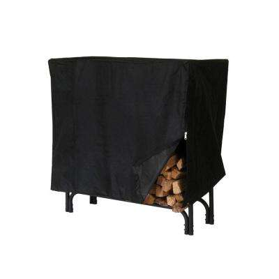 Deluxe Medium Log Rack Cover