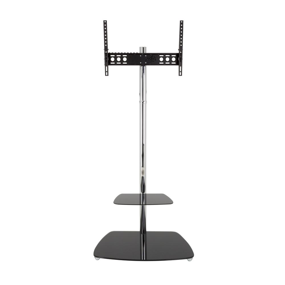 Iseo Tall Pedestal TV Floor Stand
