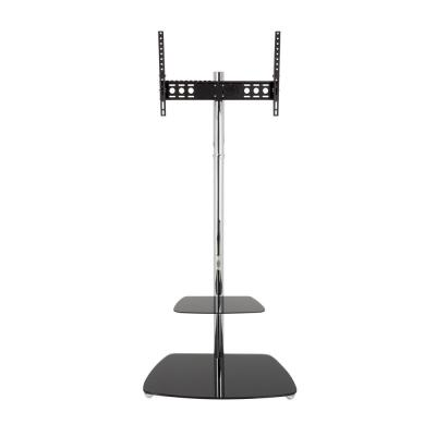 Avf Fsl800lub A Tv Floor Stand With Mounting Column For
