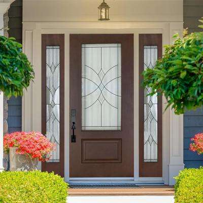 Regency Collection Customizable Fibergl Front Door