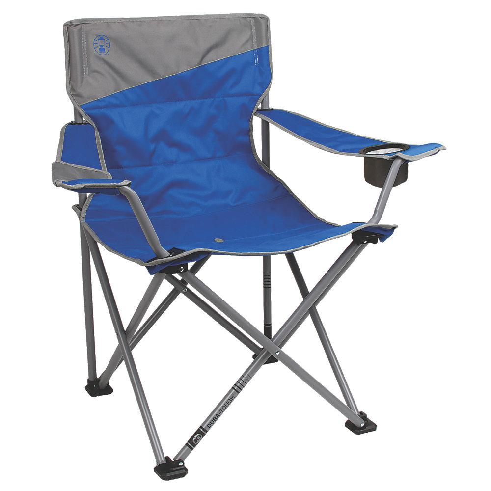Coleman Big N Tall Quad Chair 2000026491 The Home Depot