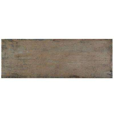 Retro Terra 8-1/4 in. x 23-1/2 in. Porcelain Floor and Wall Tile (11.22 sq. ft. / case)