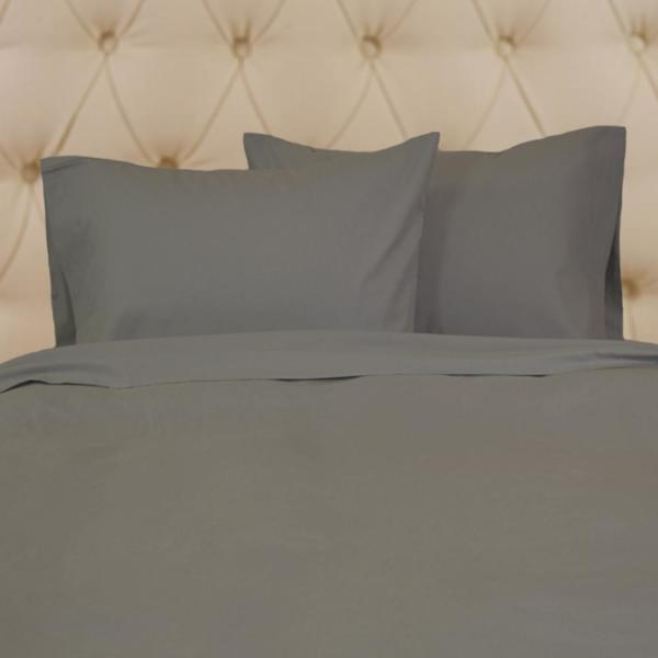 Yue Home Textile Anium Queen Solid Linen Cotton Sheet Set
