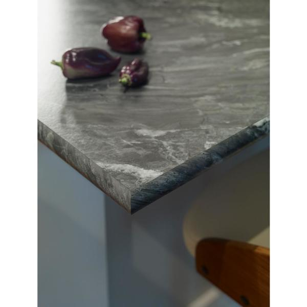 Formica 4 Ft X 8 Ft Laminate Sheet In 180fx Stormy Night Granite With Scovato Finish 095371234408000 The Home Depot