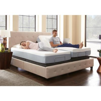 King-Size Rest Rite Adjustable Foundation Base Bed Frame with Remote Control