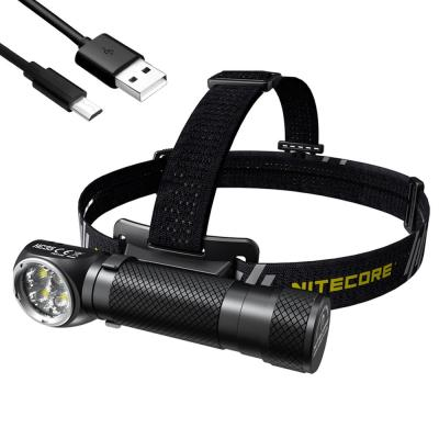 2700 Lumens USB Rechargeable Headlamp