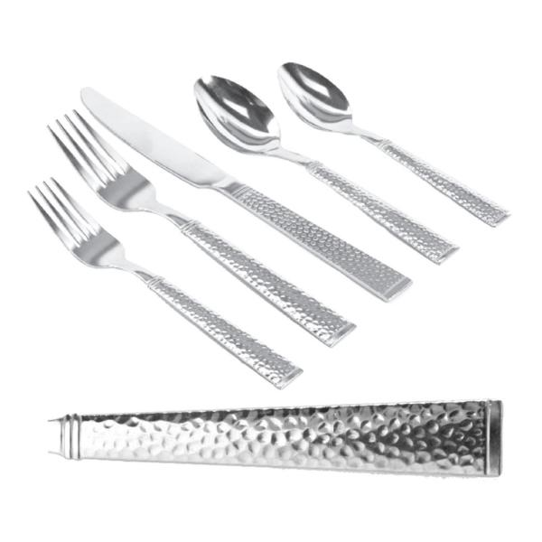 Gibson Home Prato 45-Piece Flatware Set 98597253M