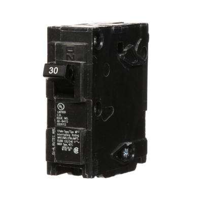 30 Amp Single-Pole Type MP Circuit Breaker