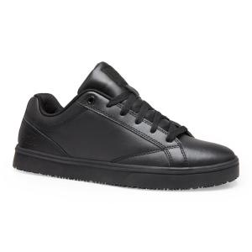 Fila Men S Memory Blake Slip Resistant Oxford Shoes Soft Toe Pinecone Size 11 5 M 1sl15001 The Home Depot
