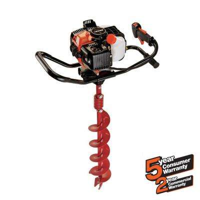 42.7cc 1-Man Gas Earth Auger