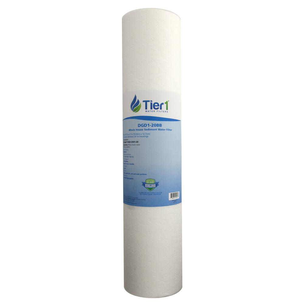 D-1020-PFE Replacement Filter Element for Deltech D-1020-PF 1 Micron Particulate
