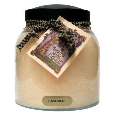 Cashmere Glass Candle