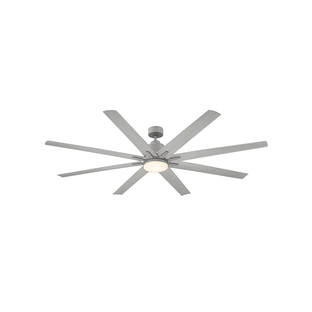 Filament Design 72 In Led Grey Wood Ceiling Fan Cli