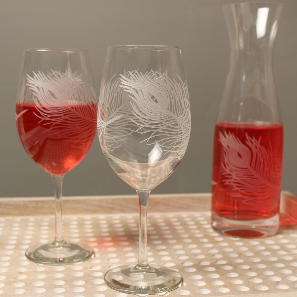Rolf Gl Pea 18 Oz Clear Ap Wine