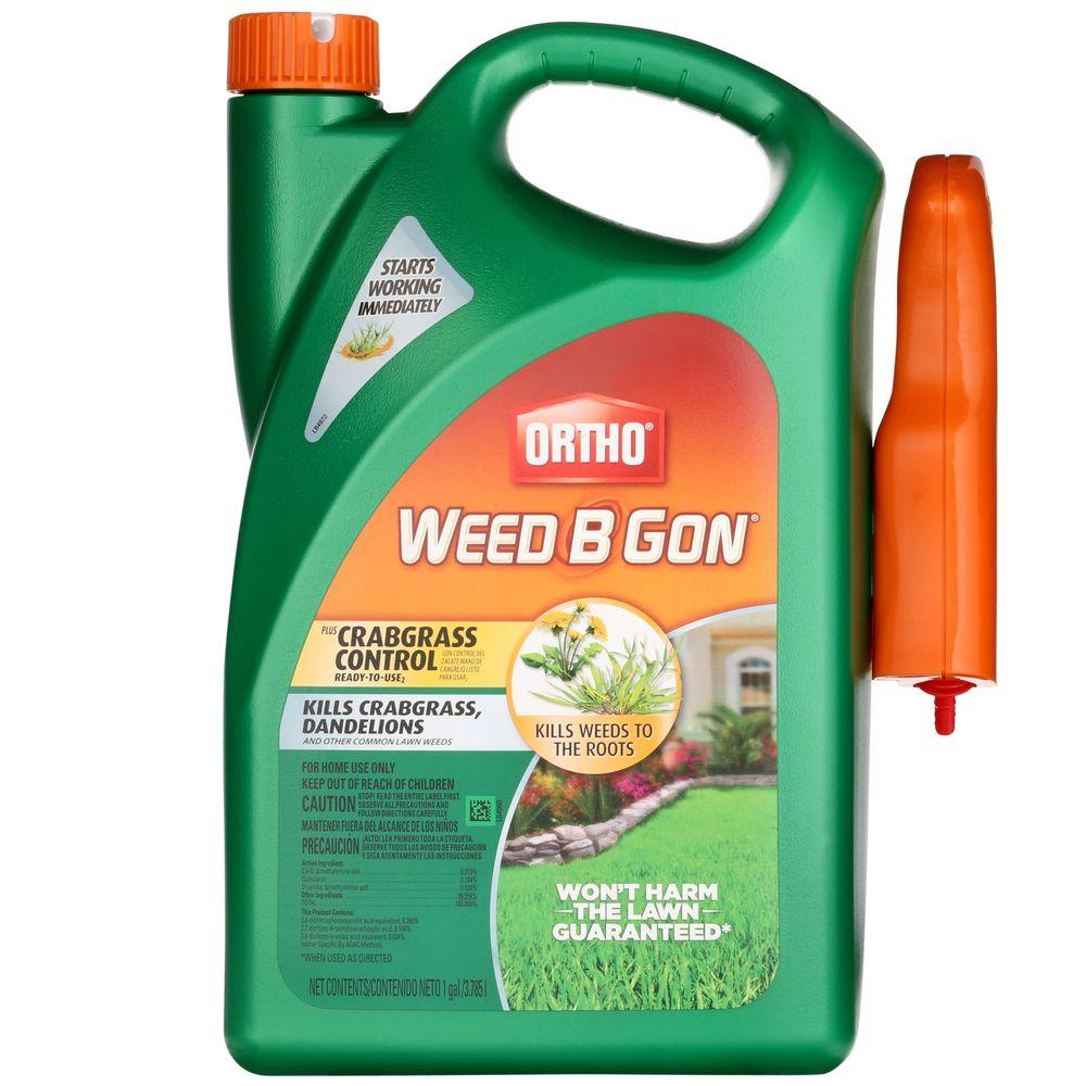 Ortho Weed B Gon 1 Gal. Plus Crabgrass Control Ready-to-Use