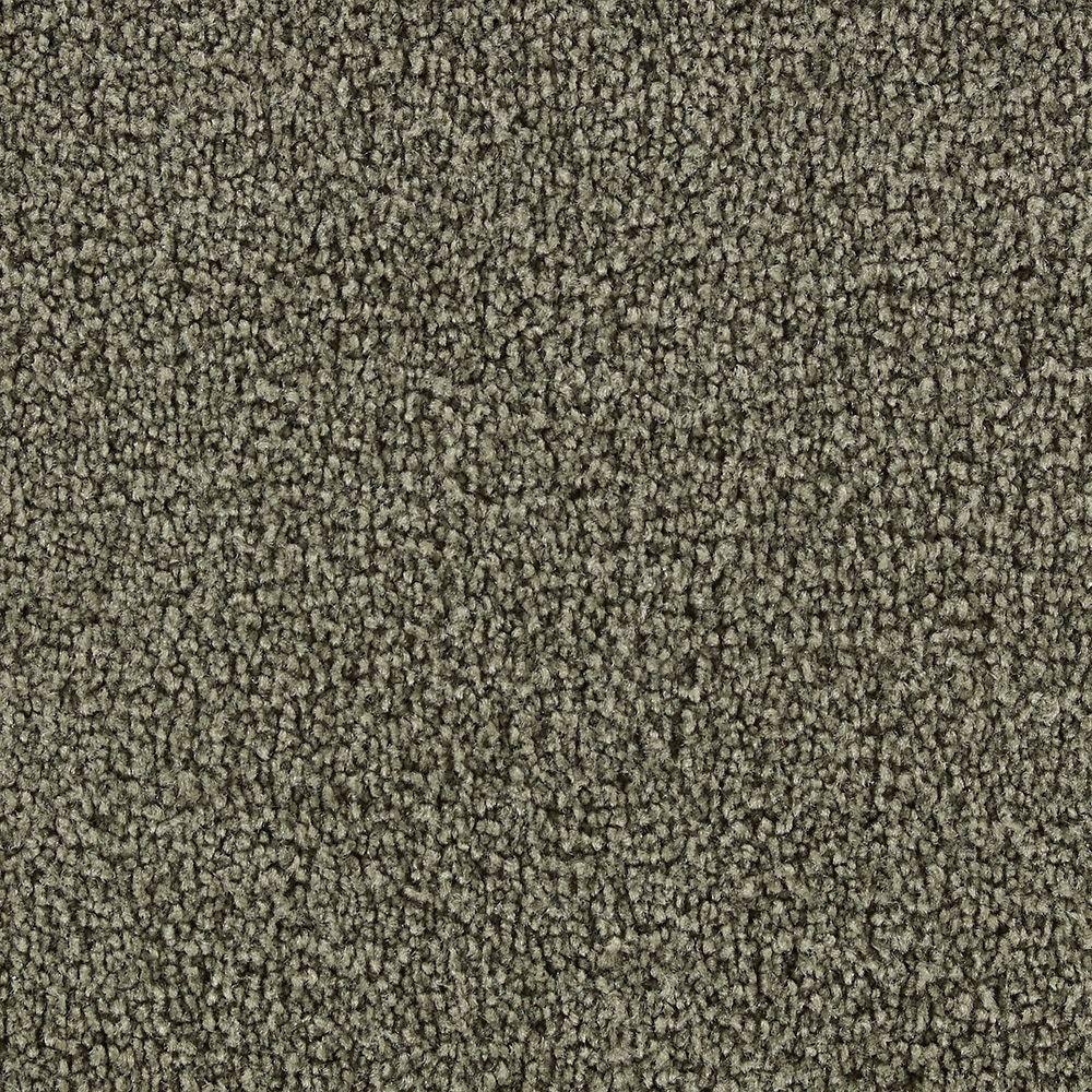 Martha Stewart Living Burghley Thunderhead - 6 in. x 9 in. Take Home Carpet Sample
