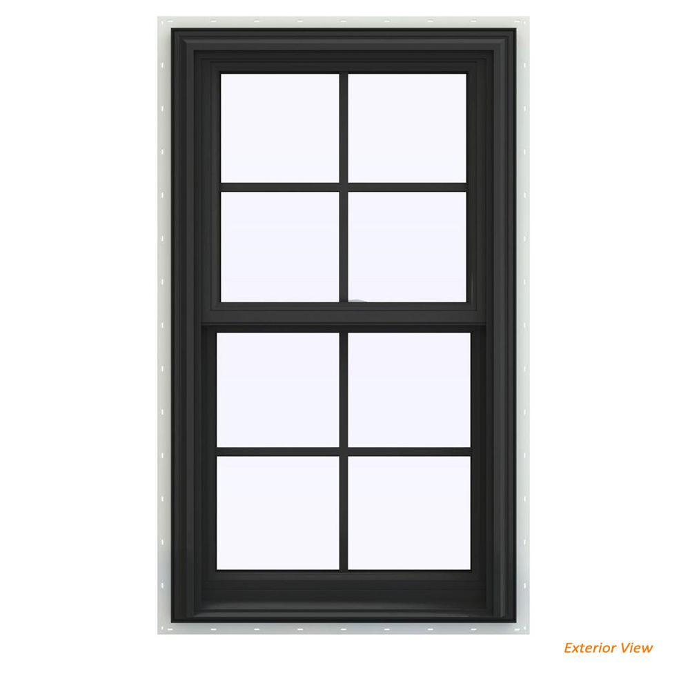 standard window size chart home depot xzw1 235 jeldwen windows doors the home depot