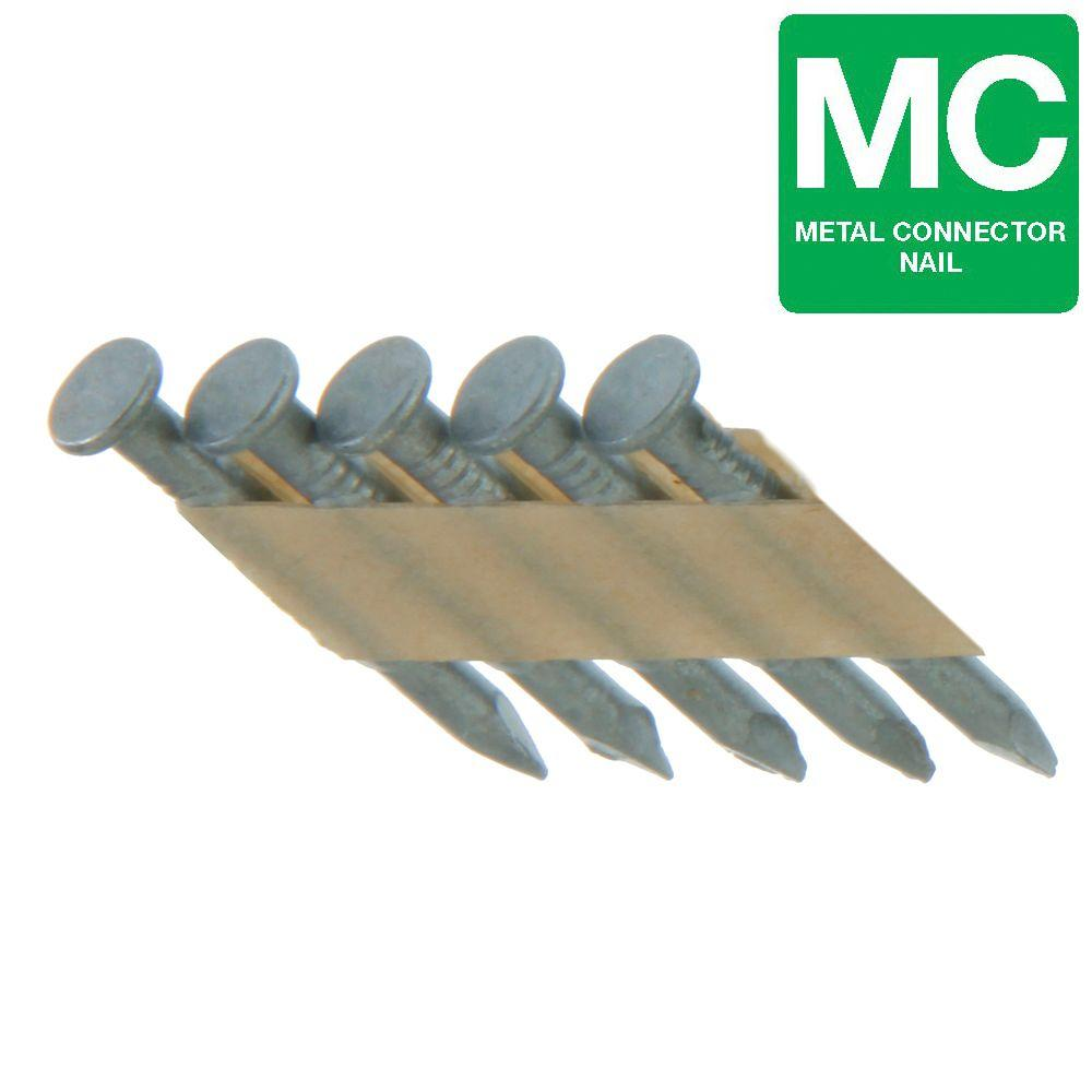 1-1/2 in. x 0.148 in. 33-Degree Electro Galvanized Heat Treated Joist