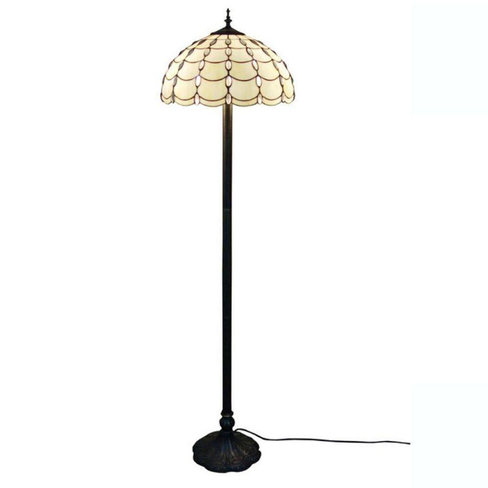 61 in. Tiffany Style Cascades Floor Lamp