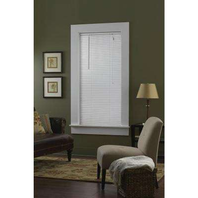 1 in. Blackout Vinyl Mini Blind