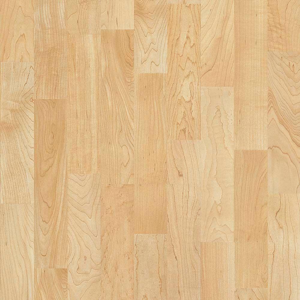 Pergo Presto Victoria Maple 8 mm Thick x 7-5/8 in. Wide x 47-1/2 in. Length Laminate Flooring-DISCONTINUED