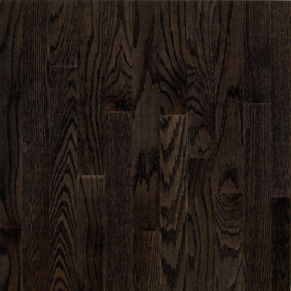 Bruce American Originals Flint Oak 3 8 In Thick X 5 Wide