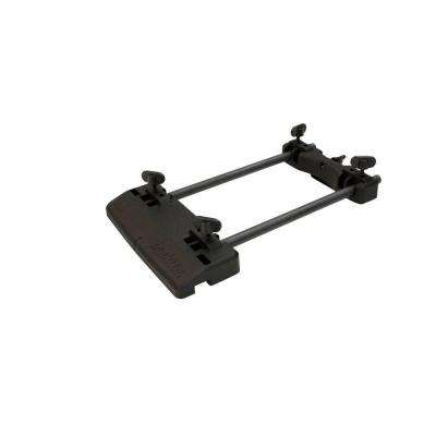 Router Guide Adaptor for Guide Rail for use with Makita guide rails 194368-5 and 194367-7