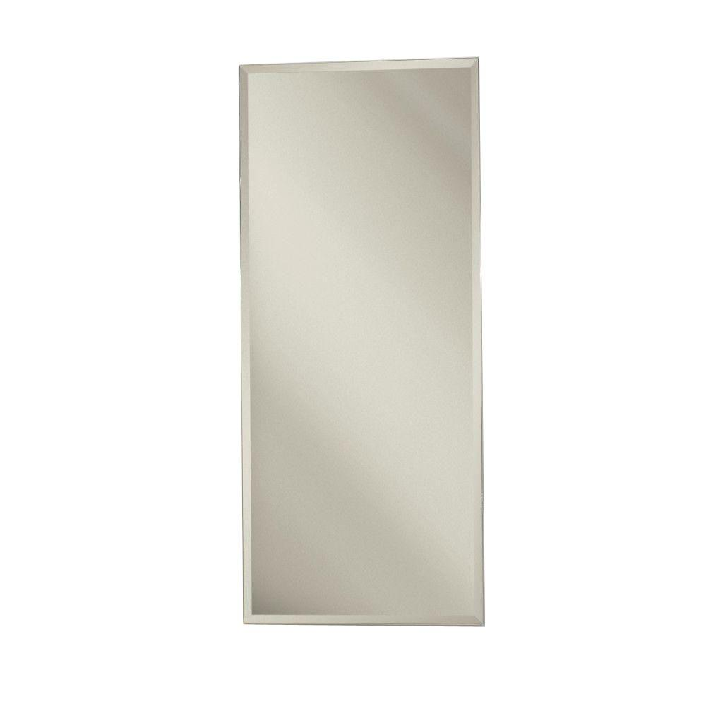 Metro Classic 15 in. W x 35 in. H Frameless Recessed
