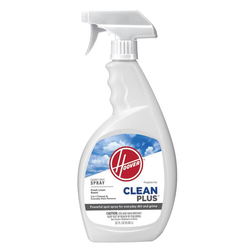 32 oz. CleanPlus Heavy Duty Spot Spray Carpet Cleaner and Deodorizer Spray Bottle