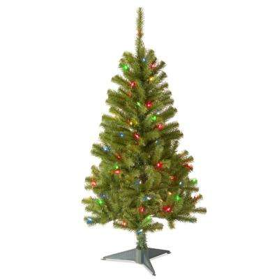 4 ft. - 5.5 Ft And Under - Pre-Lit Christmas Trees - Artificial Christmas