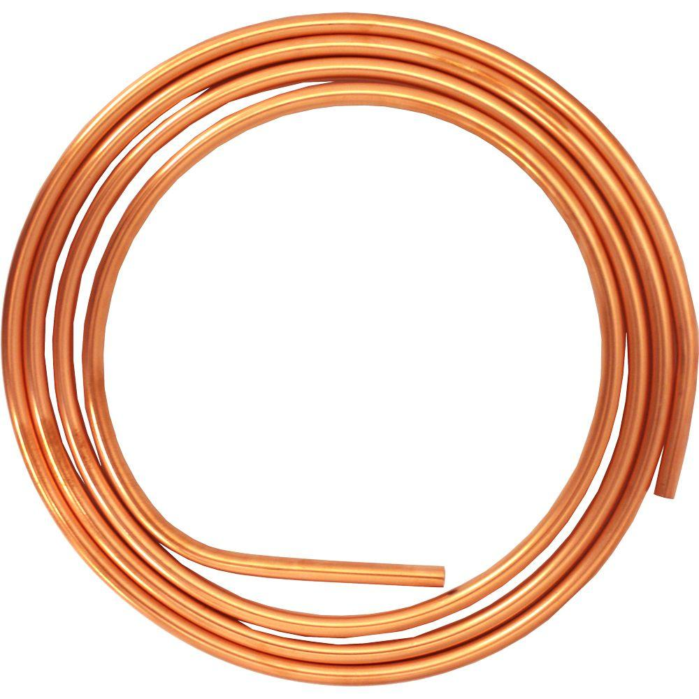 Cerro 3/8 in. x 20 ft. Copper Utility Coil