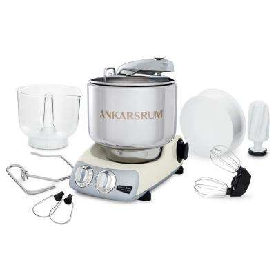 8 Qt. Light Creme/Gloss Stand Mixer