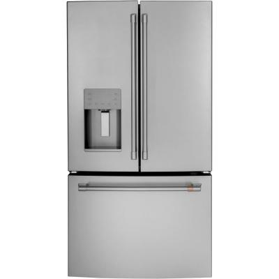 25.6 cu. ft. French Door Refrigerator in Stainless Steel, ENERGY STAR