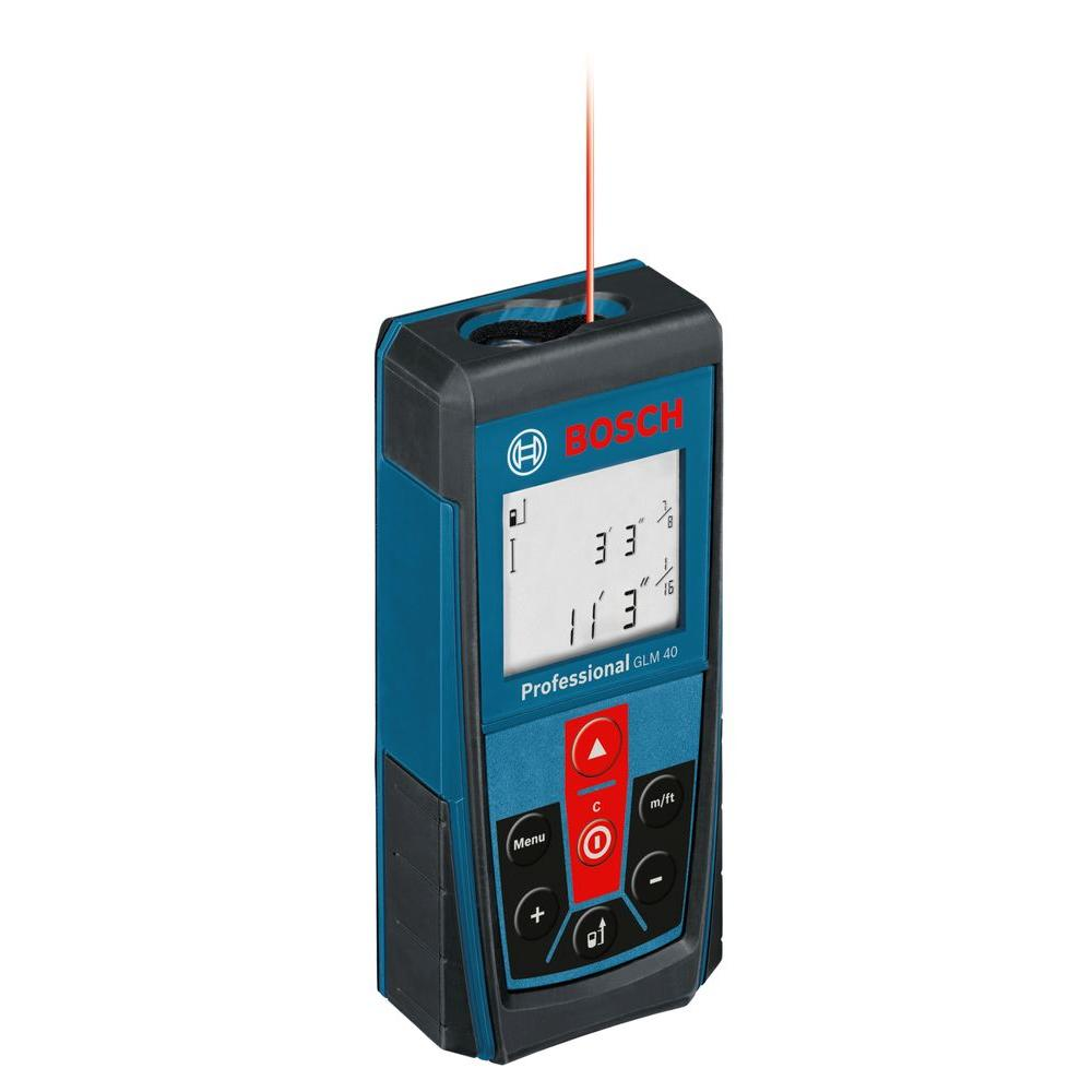 Bosch BLAZE 140 ft. Laser Distance Measurer