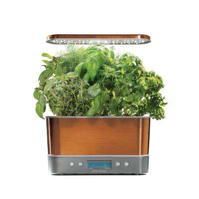 Harvest Elite Copper Home Garden System
