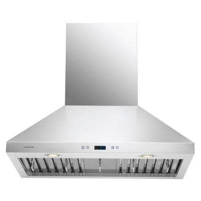 30 in. Range Hood in Stainless Steel