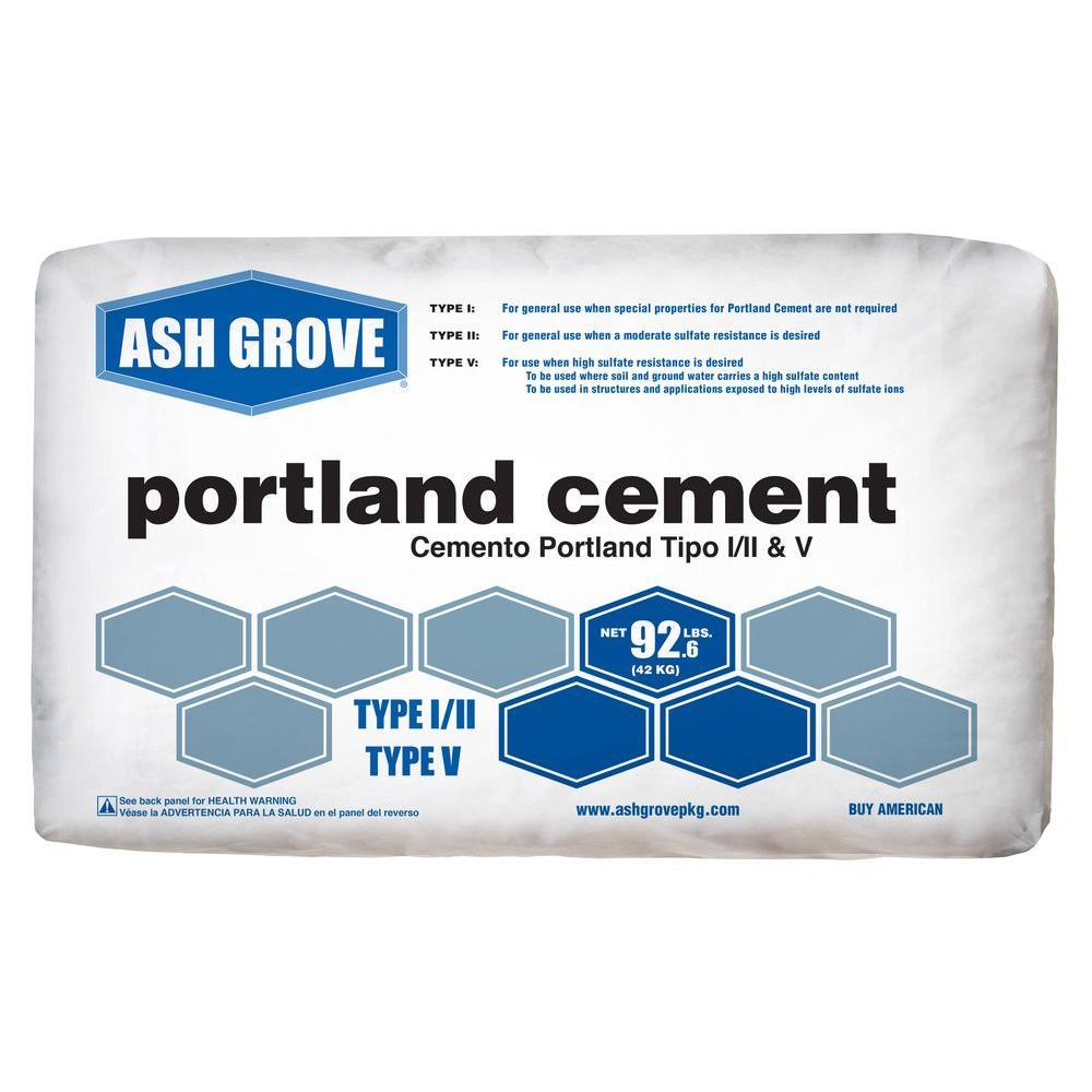 Portland Type I Ii V Cement Concrete Mix