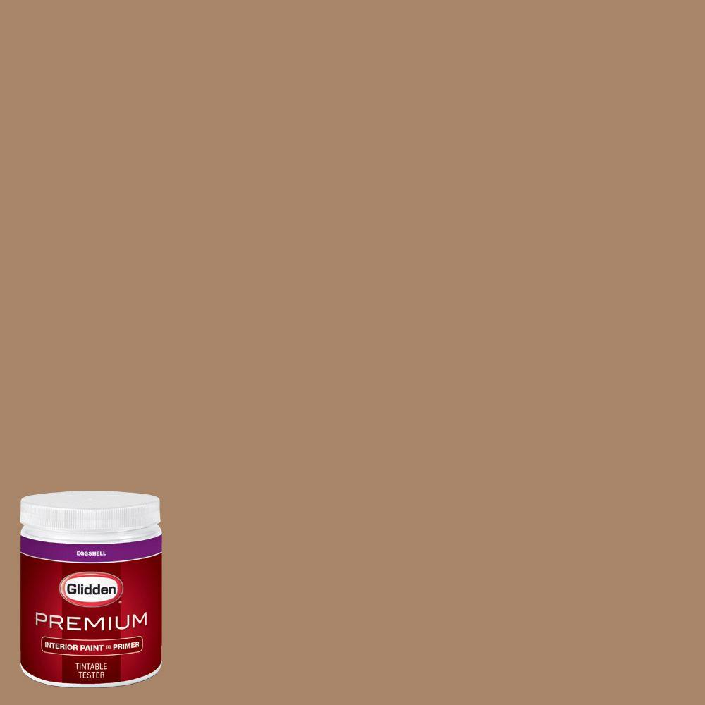 #HDGWN21 Gentle Fawn Eggshell Interior Paint With Primer Tester