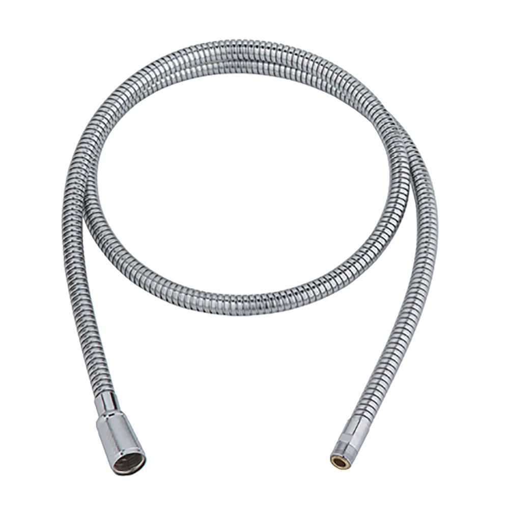 GROHE Ladylux/Europlus 59 in. Hose in StarLight Chrome