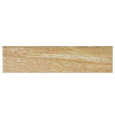 Canaima Brick Beige 2-3/8 in. x 9-1/2 in. Porcelain Floor and Wall Tile (6.04 sq. ft. / case)