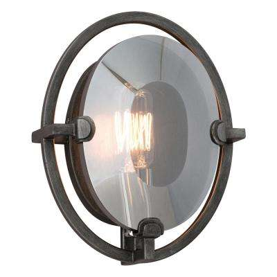 Prism 1-Light Graphite Wall Sconce